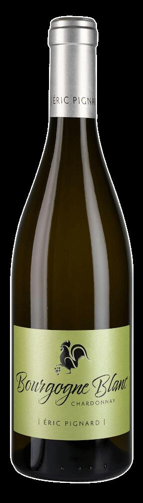 Photo de la bouteille cuvée Bourgogne Blanc